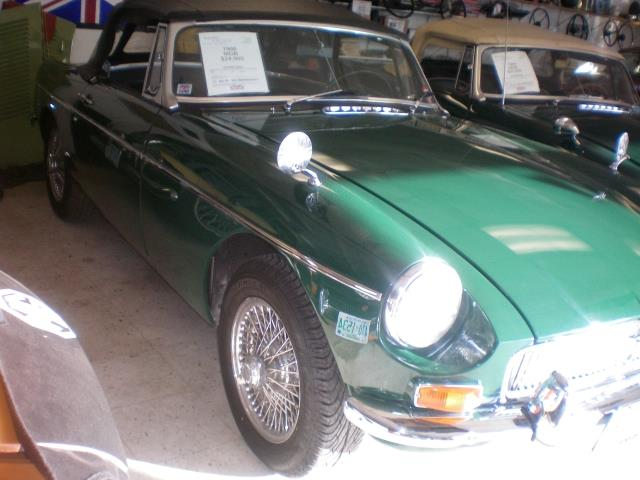1966 MG MGB (CC-1437690) for sale in rye, New Hampshire