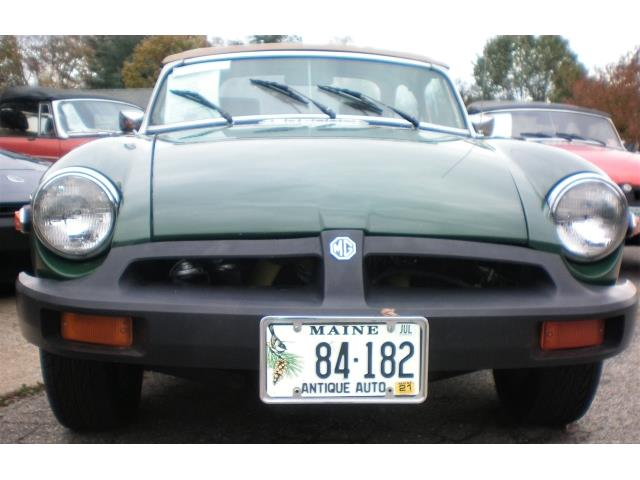 1978 MG MGB (CC-1437695) for sale in rye, New Hampshire