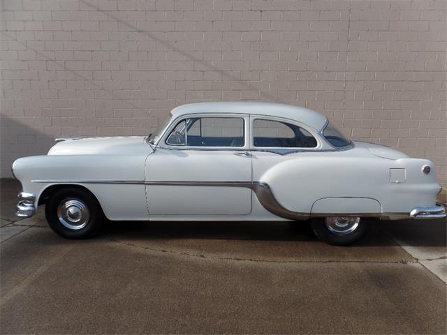 1954 Pontiac Chieftain (CC-1437696) for sale in clinton township, Michigan