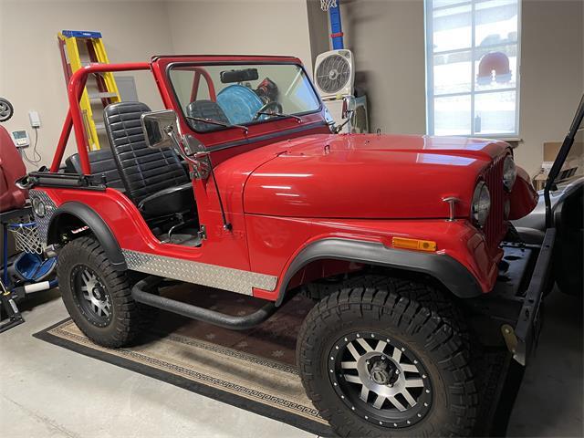 1974 Jeep CJ5 (CC-1437699) for sale in Edmond , Oklahoma