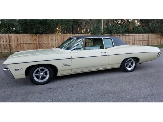 1968 Chevrolet Impala (CC-1437701) for sale in Jacksonville, Florida