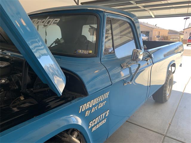 1967 Dodge D200 (CC-1437707) for sale in Kingman, Arizona