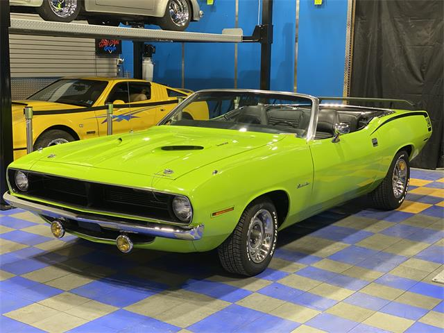 1970 Plymouth Barracuda (CC-1437708) for sale in Calgary, Alberta