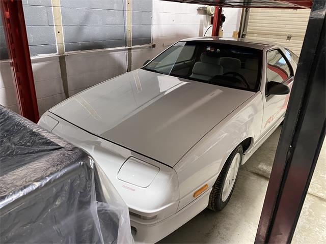 1991 Dodge Daytona (CC-1437711) for sale in CALGARY, Alberta