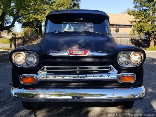 1958 Chevrolet Pickup (CC-1437725) for sale in Sonoma, California