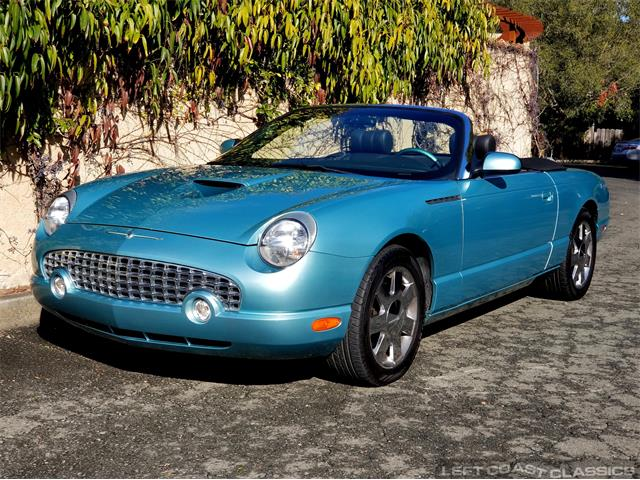 2002 Ford Thunderbird (CC-1437728) for sale in Sonoma, California