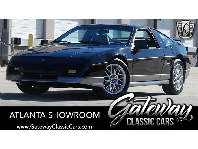 1986 Pontiac Fiero (CC-1437729) for sale in O'Fallon, Illinois