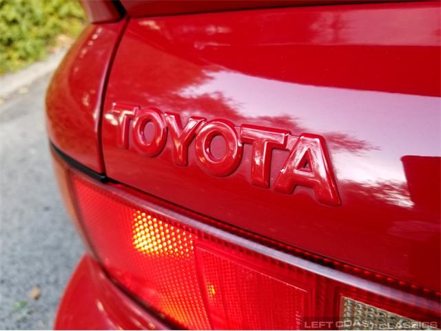 1991 Toyota MR2 (CC-1430773) for sale in Sonoma, California