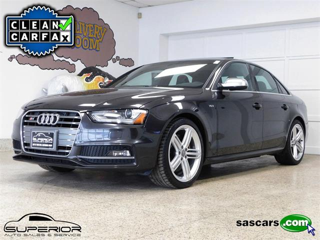 2014 Audi S4 (CC-1437734) for sale in Hamburg, New York