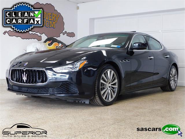 2015 Maserati Ghibli (CC-1437735) for sale in Hamburg, New York