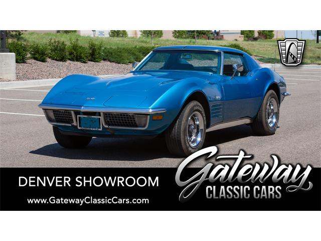 1971 Chevrolet Corvette (CC-1437739) for sale in O'Fallon, Illinois