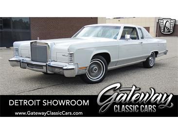 1979 Lincoln Continental (CC-1437745) for sale in O'Fallon, Illinois