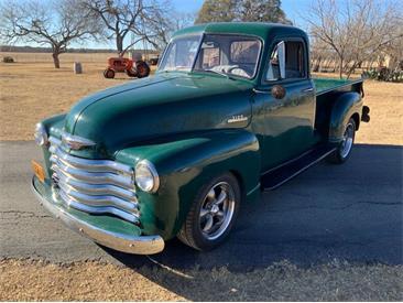 1953 Chevrolet 3100 (CC-1437755) for sale in Fredericksburg, Texas