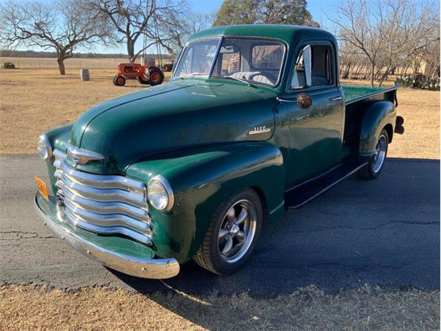 1953 Chevrolet 3100 (CC-1437755) for sale in Fredericksburg, Texas