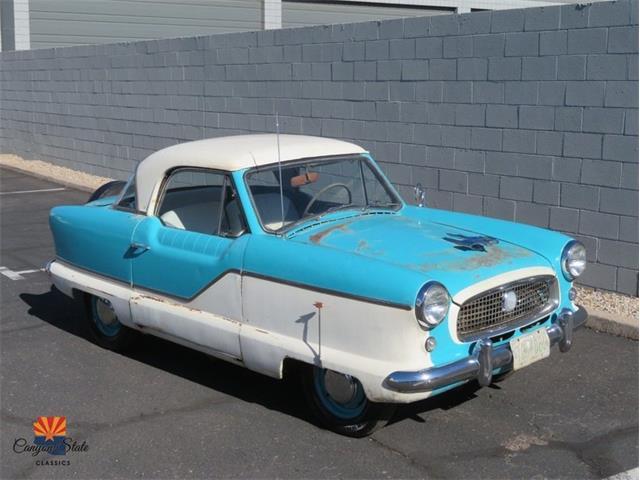 1961 Nash Metropolitan (CC-1437757) for sale in Tempe, Arizona