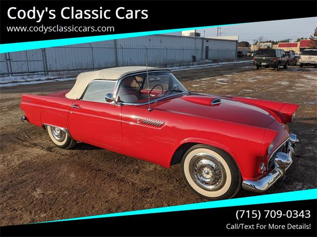 1955 Ford Thunderbird (CC-1437759) for sale in Stanley, Wisconsin