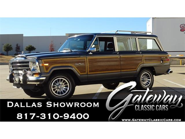 1989 Jeep Grand Wagoneer (CC-1437763) for sale in O'Fallon, Illinois