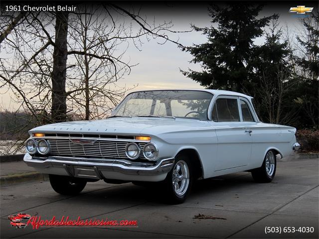 1961 Chevrolet Bel Air (CC-1437773) for sale in Gladstone, Oregon