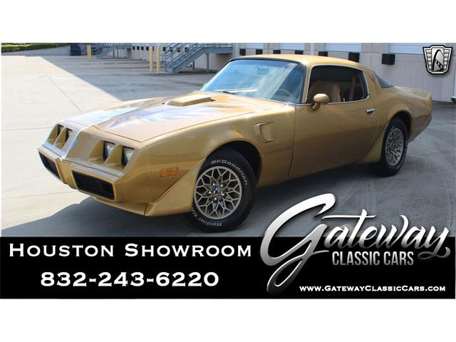 1979 Pontiac Firebird Trans Am (CC-1437778) for sale in O'Fallon, Illinois