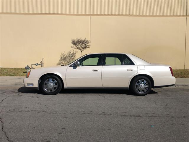 2003 Cadillac DeVille (CC-1437779) for sale in Brea, California