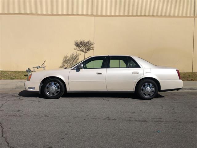 2003 Cadillac DeVille (CC-1437779) for sale in Brea, California
