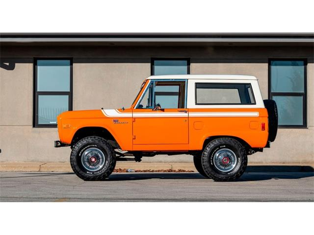 1977 Ford Bronco (CC-1437789) for sale in Carrollton, Texas