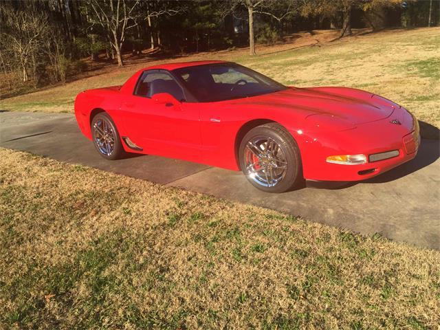 2002 Chevrolet Corvette Z06 (CC-1430779) for sale in Albemarle, North Carolina