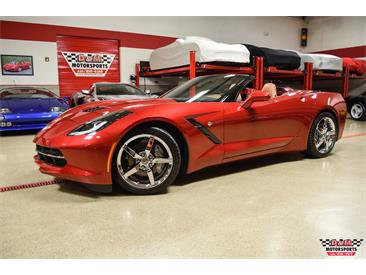 2014 Chevrolet Corvette (CC-1437798) for sale in Glen Ellyn, Illinois