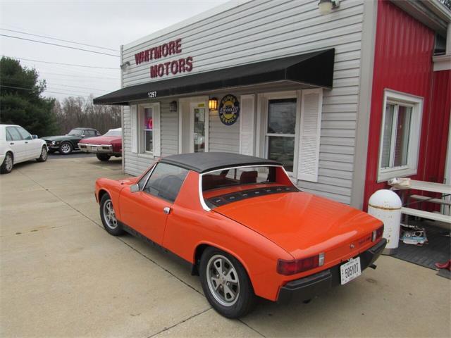 1973 Porsche 914 (CC-1437800) for sale in Ashland, Ohio