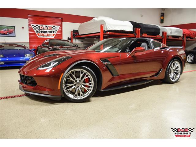 2019 Chevrolet Corvette (CC-1437801) for sale in Glen Ellyn, Illinois
