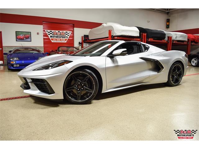 2020 Chevrolet Corvette (CC-1437802) for sale in Glen Ellyn, Illinois