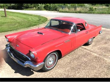 1957 Ford Thunderbird (CC-1437807) for sale in Harpers Ferry, West Virginia