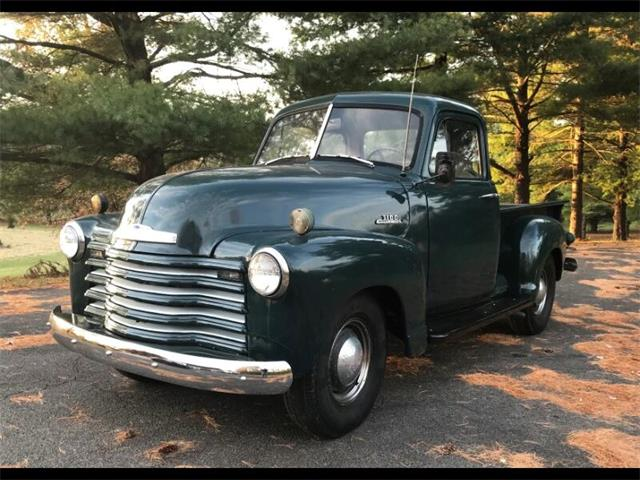 1953 Chevrolet 3100 (CC-1437809) for sale in Harpers Ferry, West Virginia