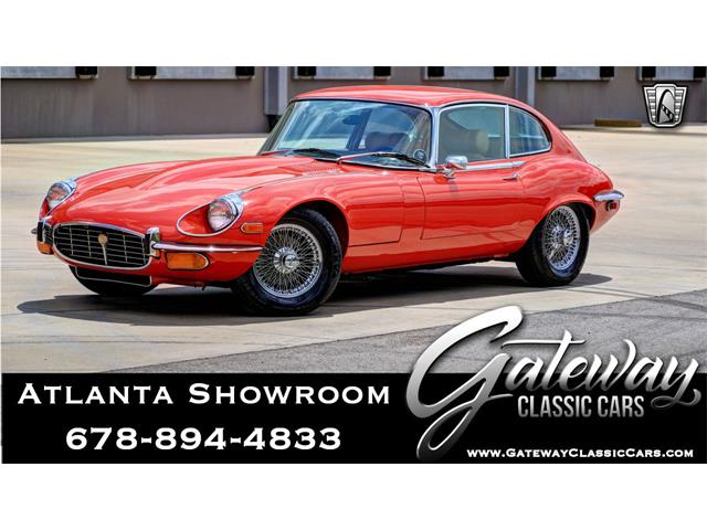 1973 Jaguar XKE (CC-1430781) for sale in O'Fallon, Illinois
