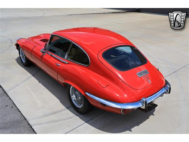 1973 Jaguar XKE (CC-1430781) for sale in O'Fallon, Illinois