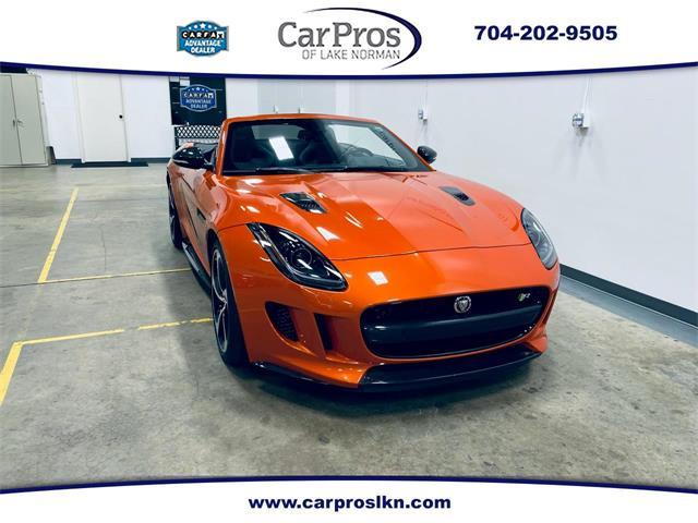 2016 Jaguar F-Type (CC-1437816) for sale in Mooresville, North Carolina