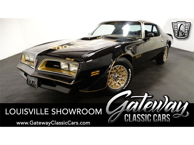 1978 Pontiac Firebird Trans Am (CC-1437819) for sale in O'Fallon, Illinois