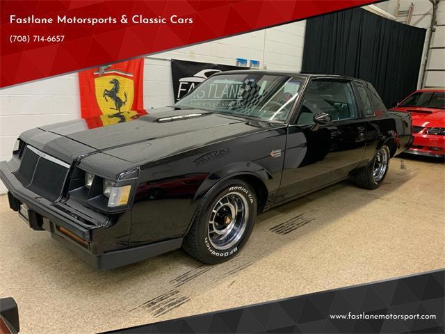 1986 Buick Regal (CC-1437820) for sale in Addison, Illinois