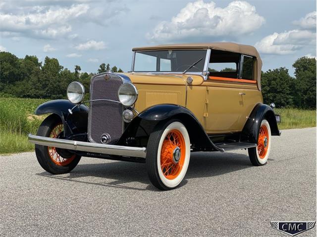 1931 Chevrolet AE Independence (CC-1437822) for sale in Benson, North Carolina