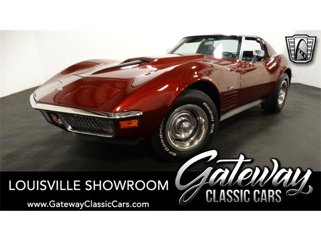 1970 Chevrolet Corvette (CC-1437828) for sale in O'Fallon, Illinois