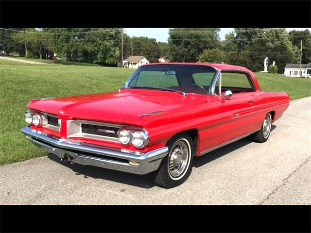 1962 Pontiac Grand Prix (CC-1437829) for sale in Harpers Ferry, West Virginia