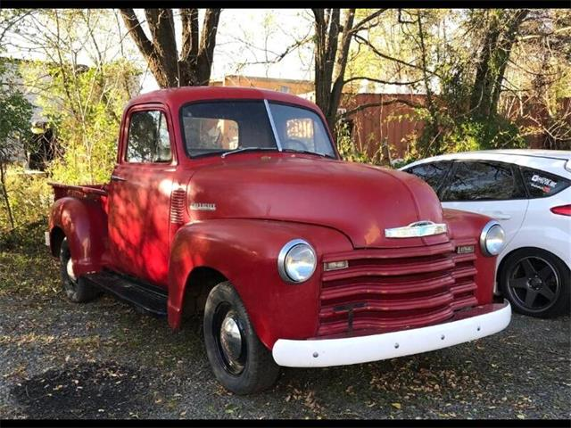 1952 Chevrolet 3-Window Pickup (CC-1437832) for sale in Harpers Ferry, West Virginia