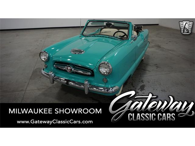 1954 Nash Metropolitan (CC-1437841) for sale in O'Fallon, Illinois
