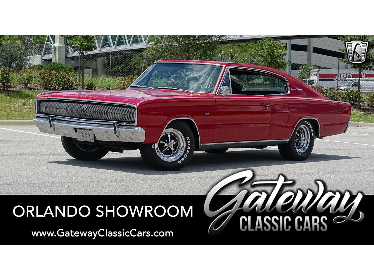 1966 Dodge Charger (CC-1437844) for sale in O'Fallon, Illinois