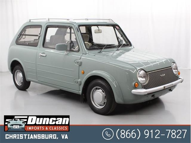 1989 Nissan Pao (CC-1430785) for sale in Christiansburg, Virginia