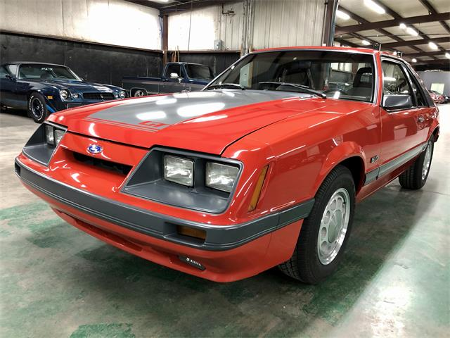 1986 Ford Mustang GT (CC-1437868) for sale in Sherman, Texas