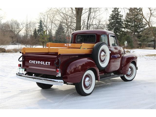 1953 Chevrolet 5-Window Pickup (CC-1437875) for sale in Waterford, Michigan