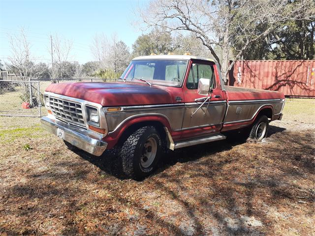 1979 Ford F350 (CC-1437877) for sale in Dunnellon, Florida