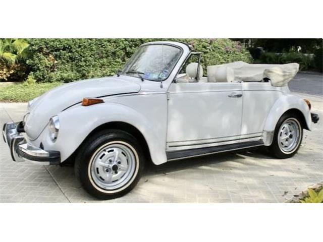 1977 Volkswagen Beetle (CC-1437886) for sale in Lakeland, Florida