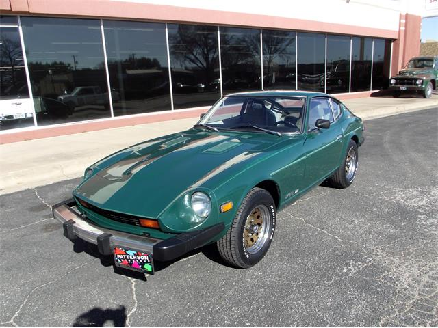 1978 Datsun 280Z (CC-1437890) for sale in wichita Falls, Texas
